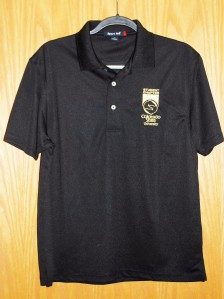 Men's SportTek Polo Black